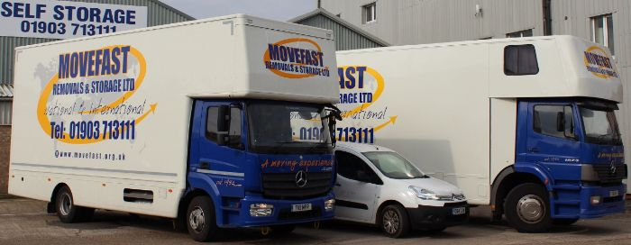 REMOVALS AND SELF STORAGE SPECIALISTS